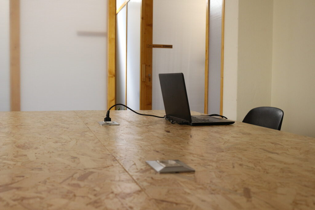 sala riunioni coworking spazio3
