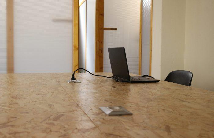 coworking sala riunioni
